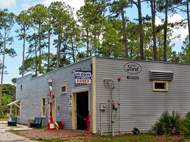 Heritage Village Garage