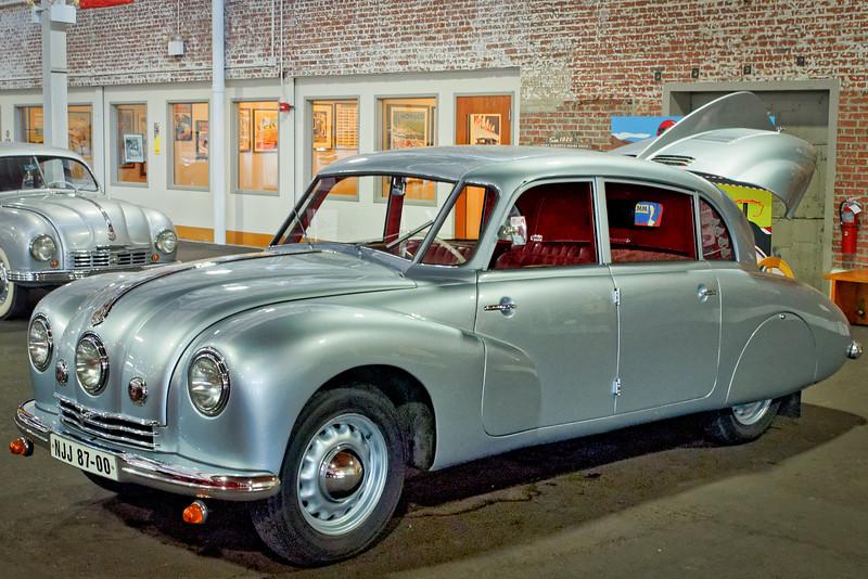 1947 Tatra T-87 Saloon