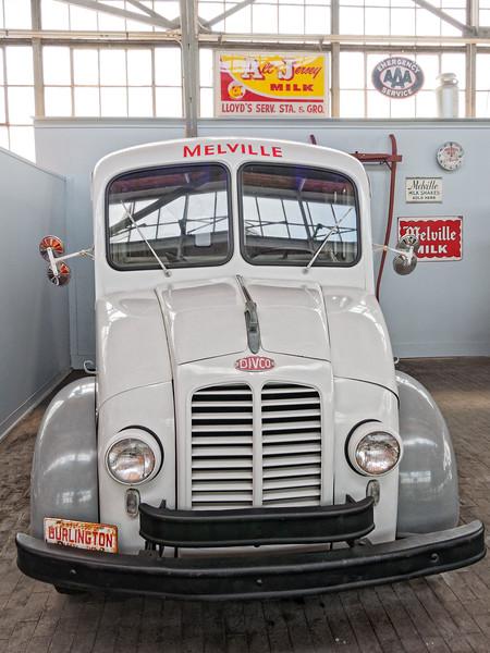 Late 1930's Divco Milk Truck