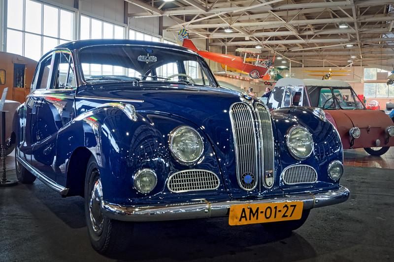 1963 BMW 3200S