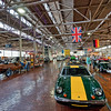 40,000 Square Foot Main Floor of Lane Motor Museum in Nashville
