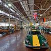 40,000 Square Foot Main Floor of Lane Motor Museum in Nashville