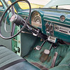 Mid-Fifties Ford Interior