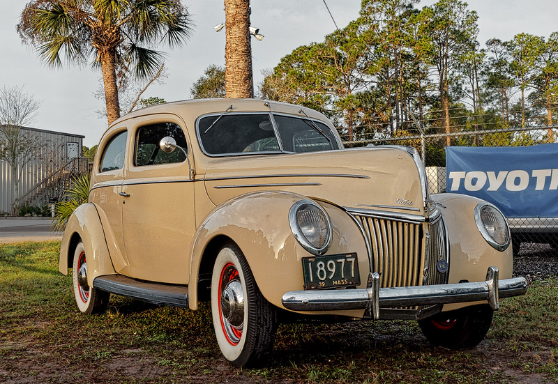 1939 Ford Deluxe in St. Augustine