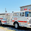 Paint Rock Volunteer Fire Department Truck
