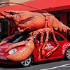 The Boston Lobster Feast Lobstermobiles