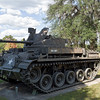 M-42 Duster Antiaircraft Vehicle at  Camp Blanding