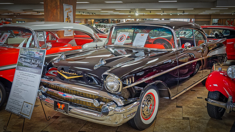 1957 Chevrolet Bel-Air Sports Coupe