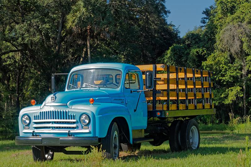 1950's International Harvester Truck