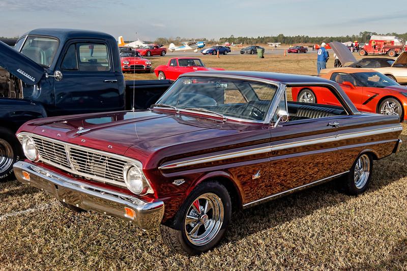 1950s Ford Futura