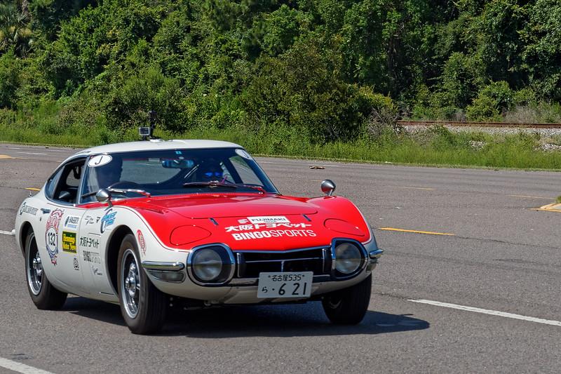Hakosuka GT-R Great Race Participant
