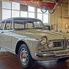 1962 Alfa Romeo 2600 Berlina