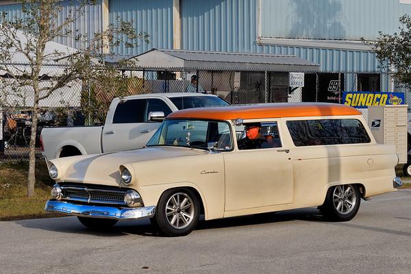 1955 Ford Customliner Wagon