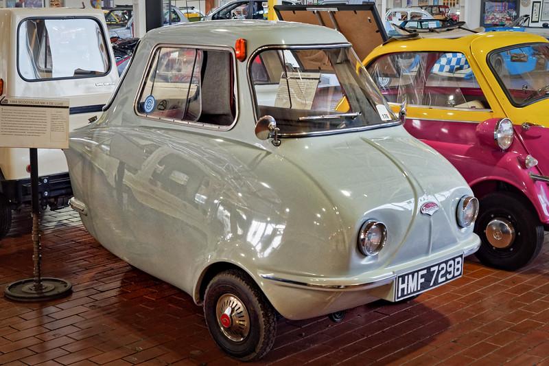 1964 Scootacar Mk II De Luxe