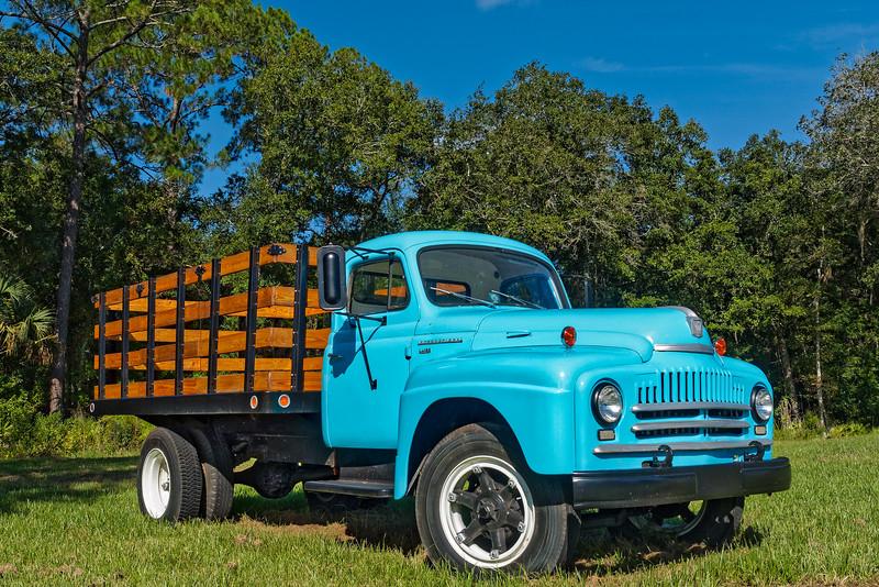 International Harvester Stake Truck
