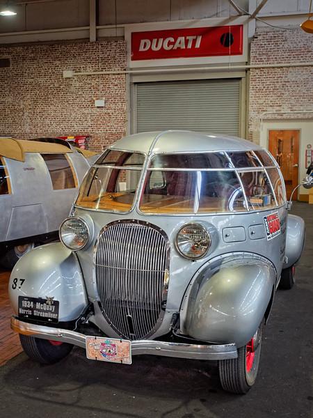 1934 McQuay-Norris Streamliner