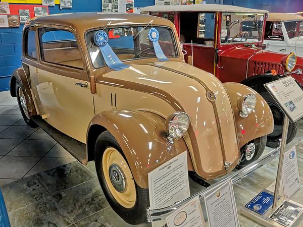 1935 Mercedes-Benz 130H