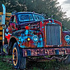 Antique Mack Firetruck