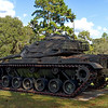 Patton Tank at Camp Blanding