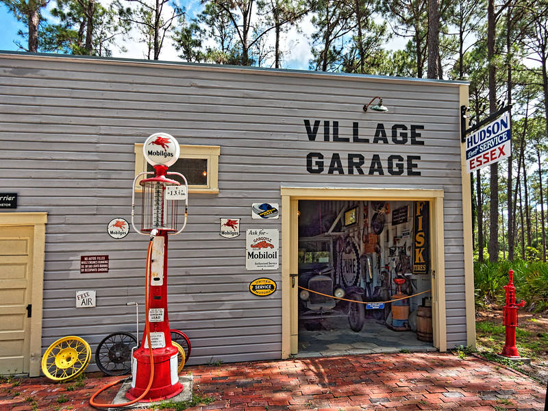Heritage Village Garage