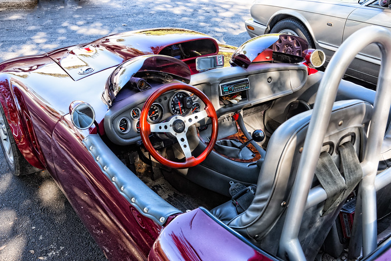 Interior of Interlachen, Florida Custom Auto