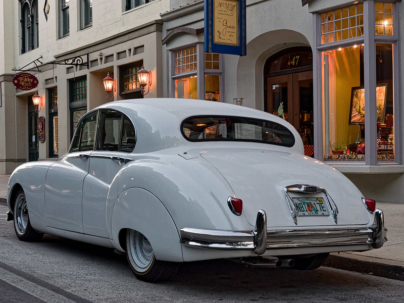 Early 1950's Jaguar