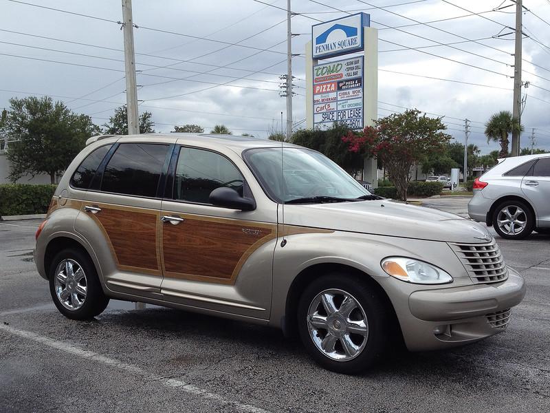 Chrysler PT Cruiser, Woody Edition