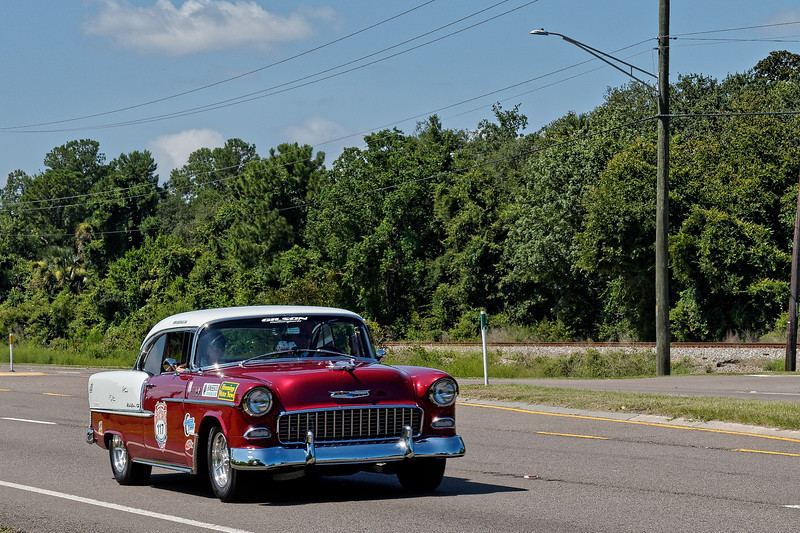 1955 Chevrolet Bel Air Sport