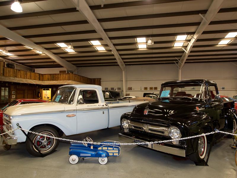 Bennett Classics Antique Auto Museum, Forest City, NC