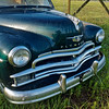1950 Plymouth Grill