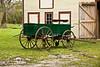 Buckboard Wagon, Historic Forestville, Filmore County, Minnesota