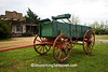 Old Buckboard Wagon, Red Oak II, Jasper County, Missouri