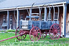 Covered Wagon, St. Joseph, Missouri