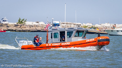 Coast Guard Defender-class