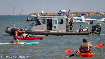 25 ft Patrol Boat