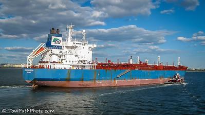New York Harbor New York, NY