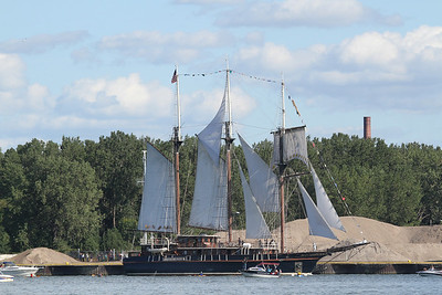 Peacemaker - Tall Ship