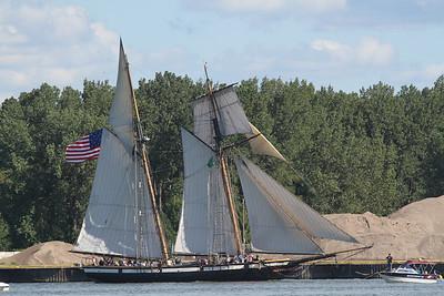 Lynx - Tall Ship