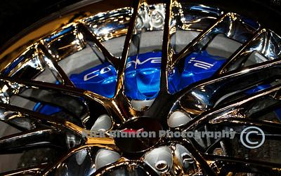 """"""" Corvette Wheel """""""