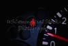 Car Dashboard Seat Belt Warning Light
