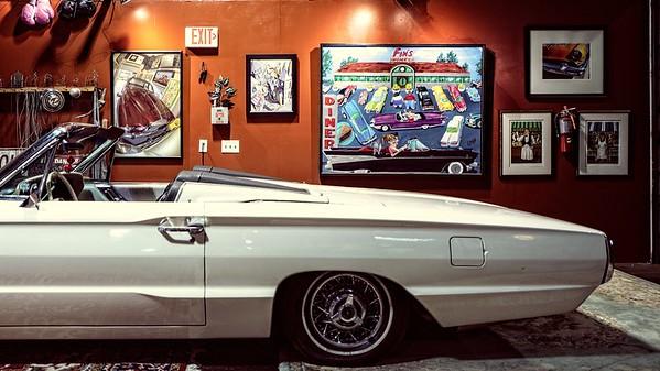 '64 Thunderbird Convertible