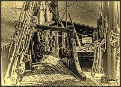 Aboard Ship