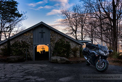 "2011 Kawasaki Concours 14 ABS at ""Pretty Place"""