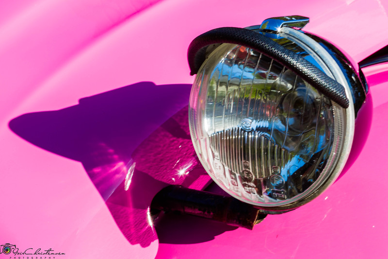 2CV Headlight