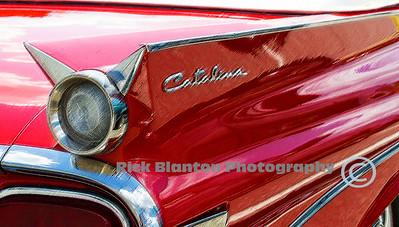 Fin of the Pontiac Catalina