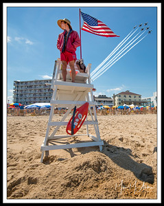 Ocean City, MD, air show