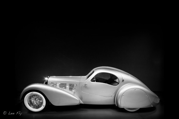 1935 Bugatti Type 57S Competition Coupe Aerolithe
