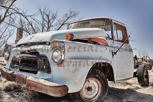 Abandoned Vintage Truck days and memories long gone