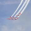 The Aeroshell Flight Team Dives for a better look.