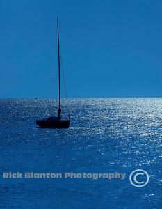 """ Blue Boat """